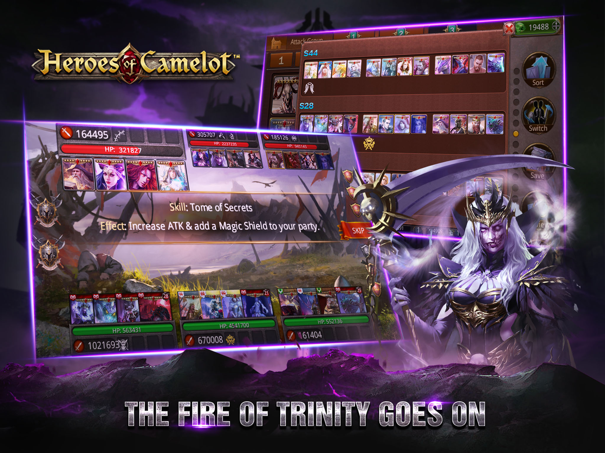 heroes of camelot forums